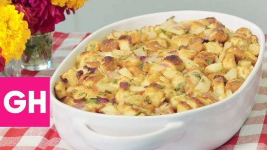 How to Make Stuffing Two Ways   GH Test Kitchen Secrets