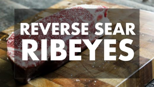 How to Reverse Sear Ribeye Steak with Ray & Stevie   REC TEC Grills