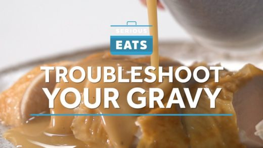 How to Troubleshoot Your Gravy