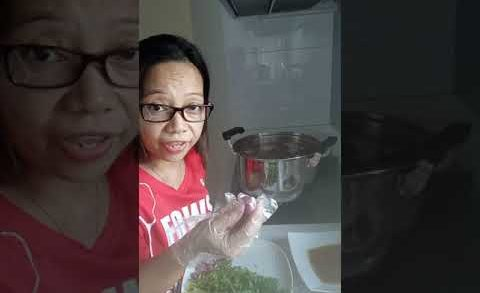 How to cook Singapore Fish Soup. (part 1/3)
