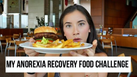 I Ate a Burger and Cake Everyday for 5 Days | Anorexia Recovery