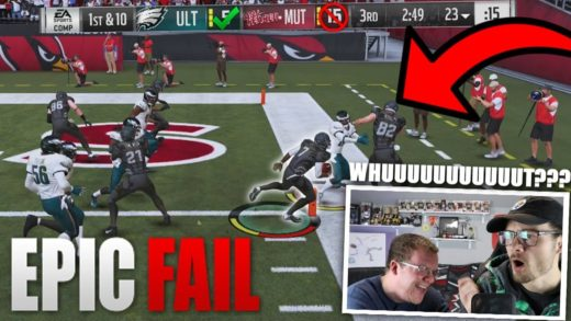 I Scored a Touchdown and it gave my opponent Points!? (Funny Fail) - Madden 19 PACKED OUT #12