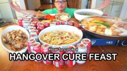 I got the cure for your hangover!  …