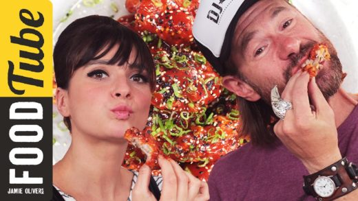 Korean Fried Chicken | Gizzi Erskine & DJ BBQ