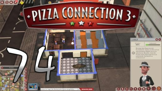 Let's Play Pizza Connection 3 (100%/Blind) - Part 74: Hoffnungslos?