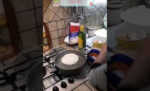 Magic cooker pizza margherita a modo mio.