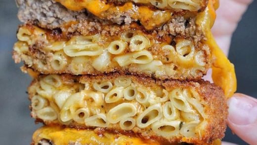 Make your next  a Mac & Cheese Burger!!   :  .                             ...