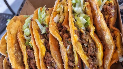 Mark your calendars Our newest location in  is GRAND OPENING THIS TUESDAY (11/13) at 12PM and we're offering a FREE Original Ground Beef Taco for each customer : 5643 Alton Pkwy Irvine, CA 92618  ...