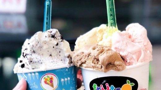 No more hot day. Have a  and cool your mind  .  IDR 25k 2 scoop (cup) / IDR 30k 2 scoop (cone) ------------------------------------------------------ Location : Apartemen Mediterania Garden Residences 2, East Tunnel Lobby, Jl. Letjen S.Parman, Slipi, Jakar...