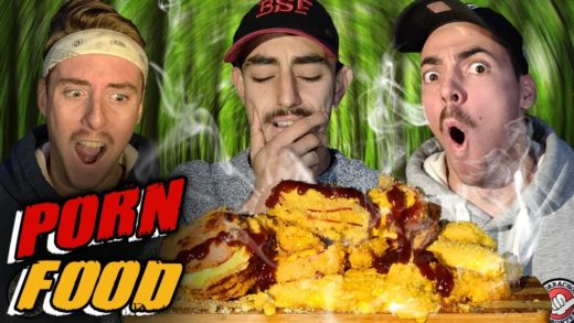 PORN FOOD EN FORÊT (ft. Djilsi)