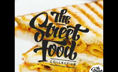 Pasta Grilled Sandwich | The Street Food |