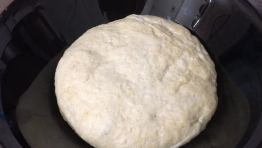 Perfect Pizza Dough Recipe - recipe from my takeaway - with english subtitles