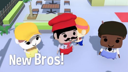 Pizza Bros - Diner Bros Trailer