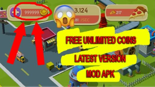 Pizza City Tycoon Mod Apk - Pizza City Tycoon Hack Unlimited Coins (100% WORKS with Proof)