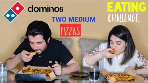 Pizza Eating Challenge with the Bro in Law ft. Headless Body | Food Challenge | Food Competition