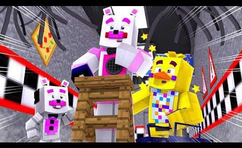 Pizzeria Malfunction ! | Minecraft FNAF Roleplay