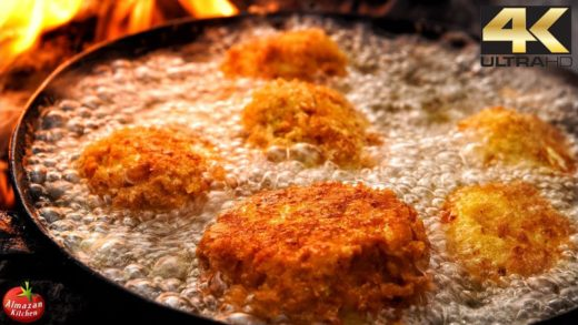 Primitive Cooking - Best Arancini 4K