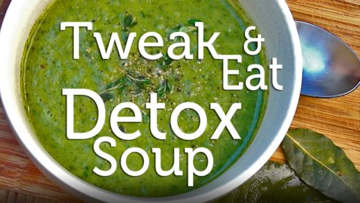 Quick & Easy Recipe for Green Detox Soup