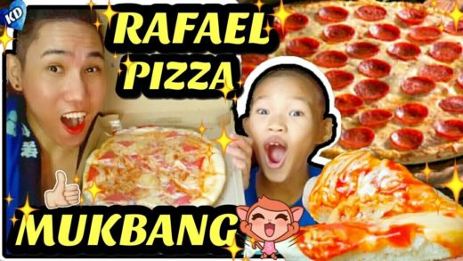 RAFAEL PIZZA SUPER AFFORDABLE MASARAP KAIN TAYO MUKBANG!!!