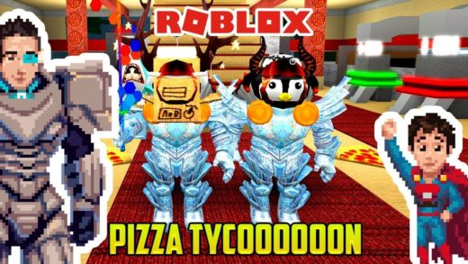 Roblox: 2 PLAYER PIZZA TYCOON!