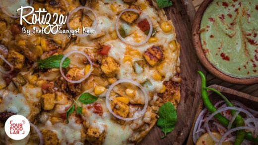 Rotizza Recipe | Chef Sanjyot Keer