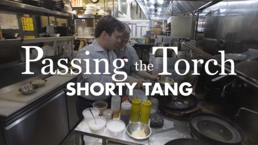 Shorty Tang NYC | Passing The Torch #chinatown #taiwanesefood