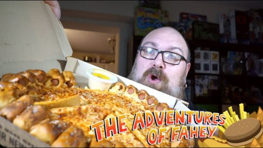 Snacktaku  Picks At Pizza Hut's Hot Dog Crust Pizza