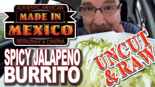 """Spicy Jalapeno Burrito & Tortilla Soup 