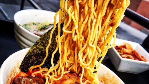 Spicy Miso Ramen from   : Tag A Friend That Would Dig This!  Follow   Follow   Follow     &  All rights and credits reserved to the respective owner(s)  Post your best food pics with  ...