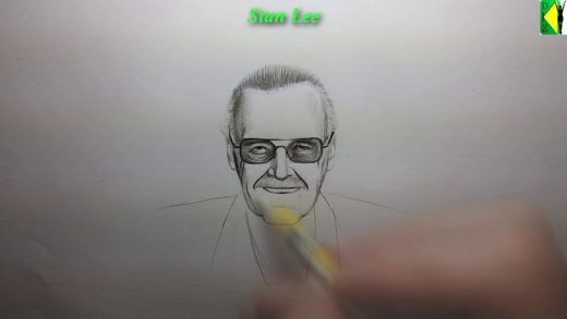 Stan Lee - Aprenda as Técnicas de Esboço