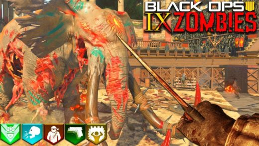 TWO BOX CHALLENGE! // IX FULL EASTER EGG!! // BLACK OPS 4 ZOMBIES