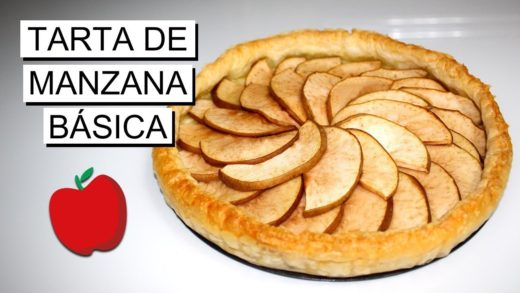 Tarta de manzana clásica #sweeter&salty #apple #tarta #pie