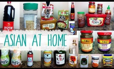 The Asian Pantry : Basic Asian Ingredients