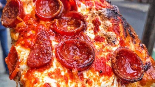 The only Royal in the US is Prince Street Pizza and we're completely fine with that.   : ...