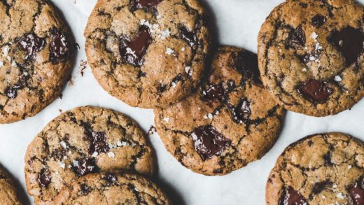 These aren't classic chocolate chip cookies they include two special ingredients, can you guess what they are?              ...