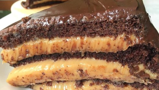 This Dulce De Leche Chocolate Cake  is edible Love.  Tag your friends.  By  ...