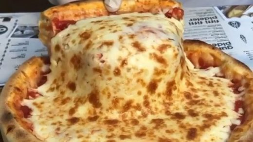 This is the way to do a Pizza!Pile on the meat and cheese, and you'll be right as rain . . . . . For more amazing viral food vids, Follow Us! . .   -   -   - . . [Credit:  ]...