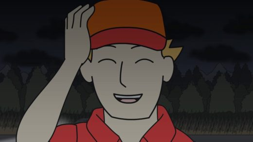 True Creepy Pizza Delivery Stories Animated