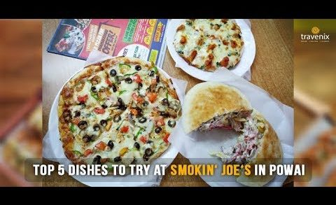 Try Out Delicious Pizzas At Smokin' Joe's