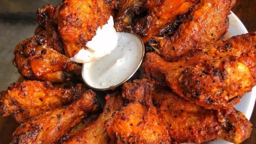 WING WEDNESDAY is TOMORROW which means you know where we'll be  will have $1 WINGS ALL DAY tomorrow at their USC and Long Beach location ONLY We can't wait to wing it tomorrow!   :  TAG YOUR FRIENDS...