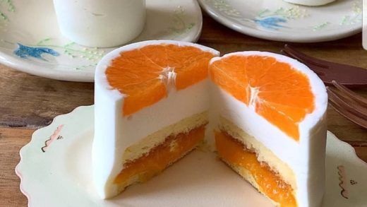 YES OR NO?? Orange cakes  by  I am fan of this cake I love it!!!                       ...
