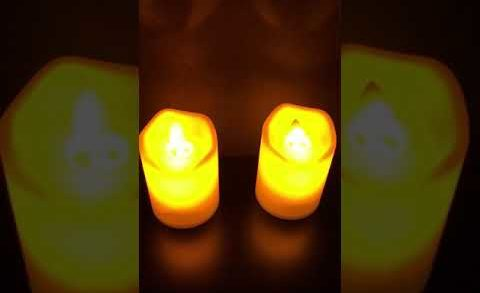 Zupa Flickering Mystical Candles