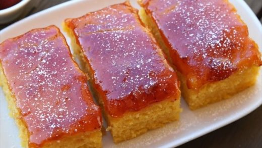 eggless custard cake              ...