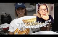 FOODporn.pl gabbie wants to leave youtube because of MASSIVE hate over a pizza…