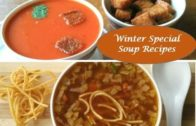 FOODporn.pl soup recipes/winter special 2 easy soup recipes by Raks Food Diaries