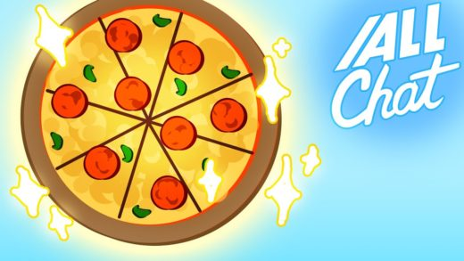 /ALL Chat   Summoner's Rift Pizza ft. Extra Cheese