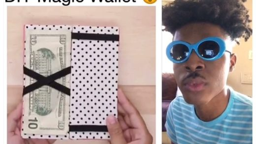 After Watching This Magic Wallet Hack You'll Became RICH  - Make Sure You Follow   If Your Viewing For More Videos  - Credit : LifeHacks ••                                 •• Tag A Friend In This Video  ! ...