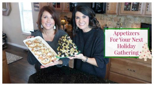 Appetizers For Your Next Holiday Gathering 2018 | The2Orchids