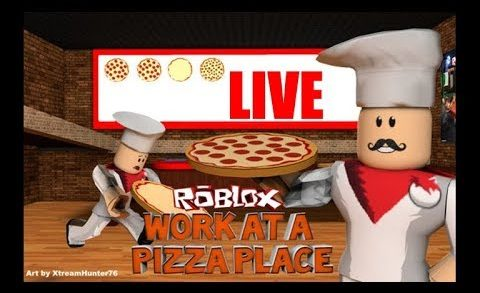 BUBBLE GUM SIM UPDATE/PIZZA PLACE UPDATE! ROBLOX LIVE STREAM!