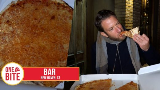 Barstool Pizza Review - BAR (New Haven, CT)